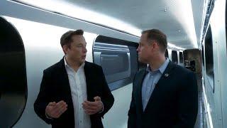 Илон Маск интервью главе NASA Вернуть США на Луну