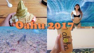 OAHU 2017   TRAVEL DIARY