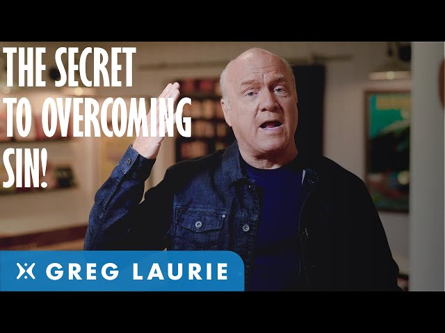 Is It a Sin To Be Tempted? (With Greg Laurie)