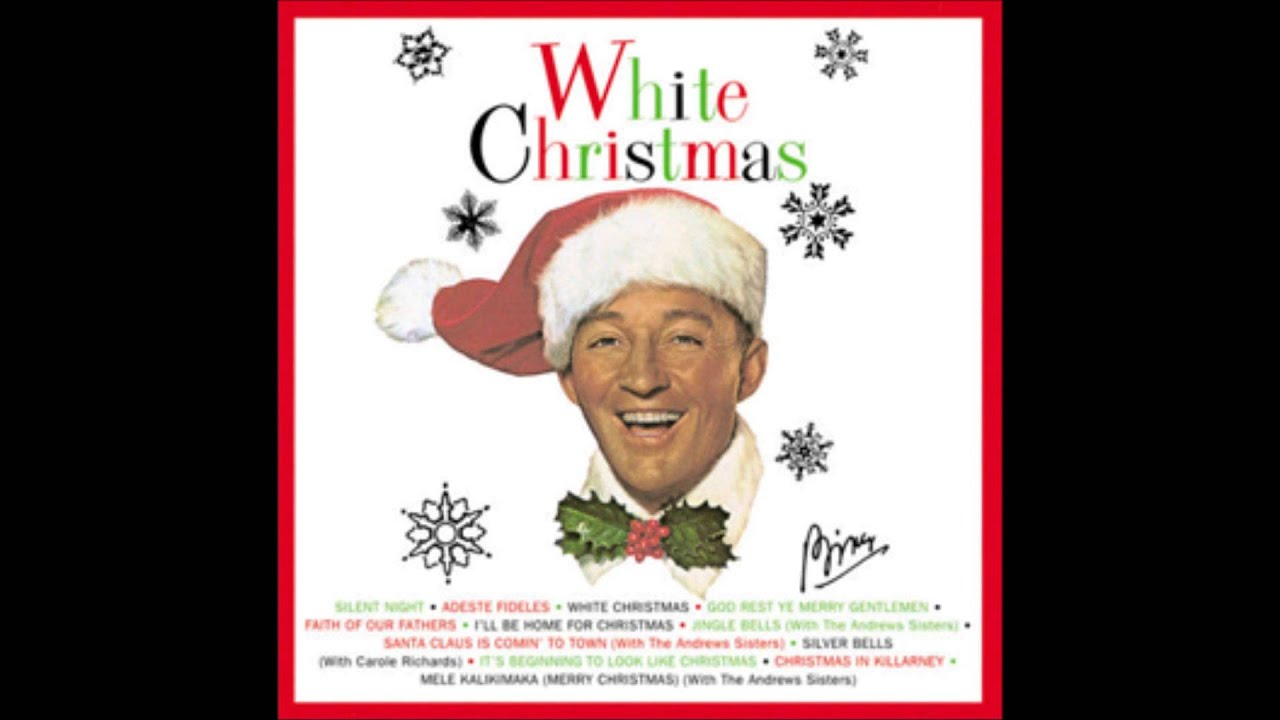 Bing Crosby & Carole Richards - Silver Bells - YouTube