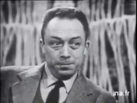 Albert Camus y el nihilismo , entrevista