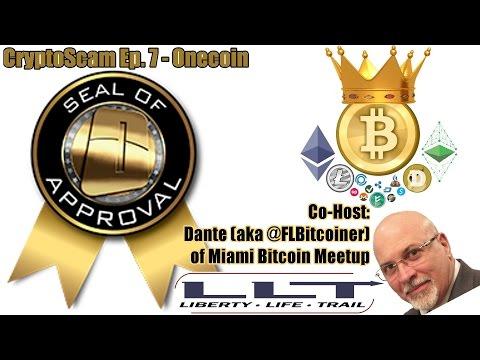CryptoScam #2 - OneCoin (w/ Dante @FLBitcoiner)