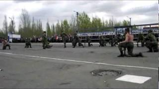 г.Алейск 9 мая 2011