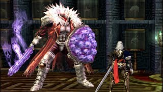 Castlevania Curse of Darkness (PS2) All Bosses (No Damage)