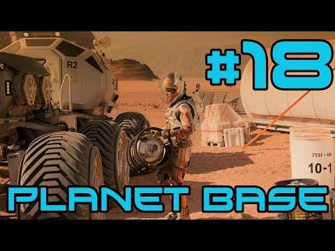 Planetbase - Laser Defense and GM Crops! (Final) #18