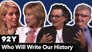 Who Will Write Our History: Roberta Grossman, Nancy Spielberg and Samuel Kassow with Dana Bash