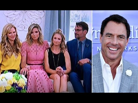 Mark Steines let go as cohost of Hallmark Channel's Home & Family