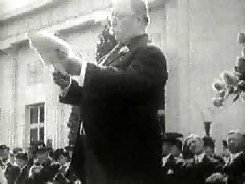 US President  William Howard Taft footage 1909 - 1913