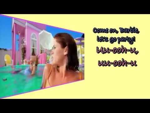 Barbie Girl Aqua Instrumental karaoke
