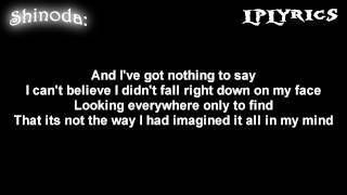 Linkin Park - Somewhere I Belong [Lyrics on screen] HD