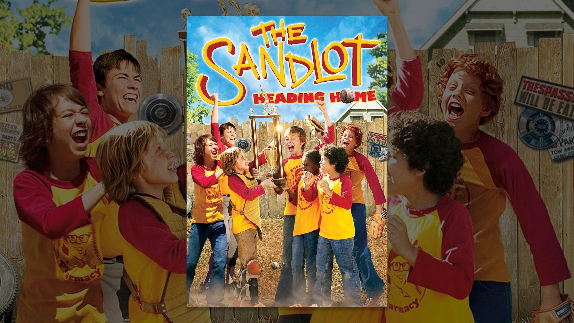 The Sandlot Heading Home Aka Sandlot 3
