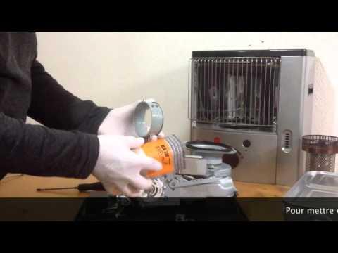 Changement Meche Rca200 Ou Type F Youtube