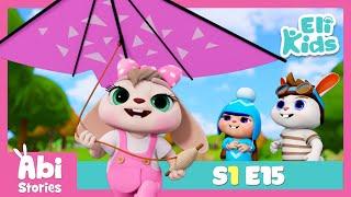 Kite Day - Abi Stories Episode 15 | Eli Kids Educational Cartoon