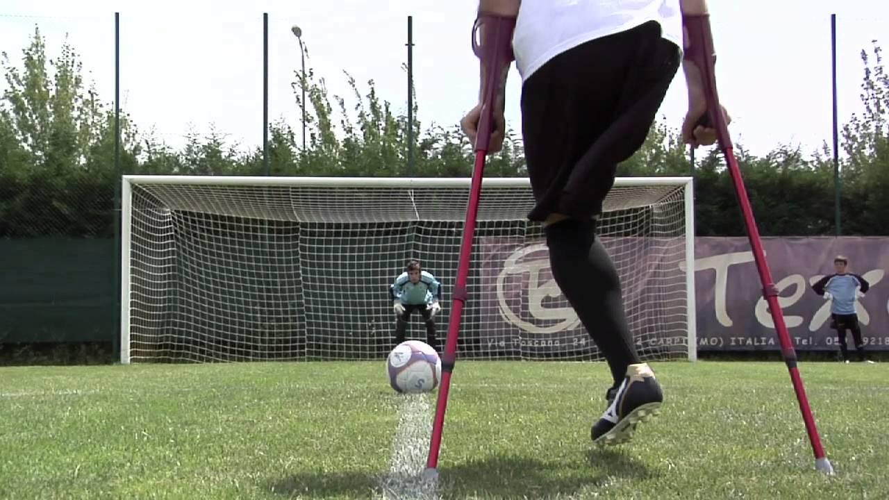 Calcio disabili una squadra per ragazzi amputati youtube - Ipoclorito di calcio per piscine ...