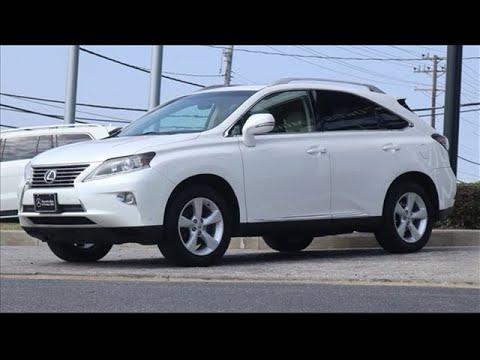 Lexus Of Owings Mills >> 2013 Lexus Rx Owings Mills Md Baltimore Md 8p0157a