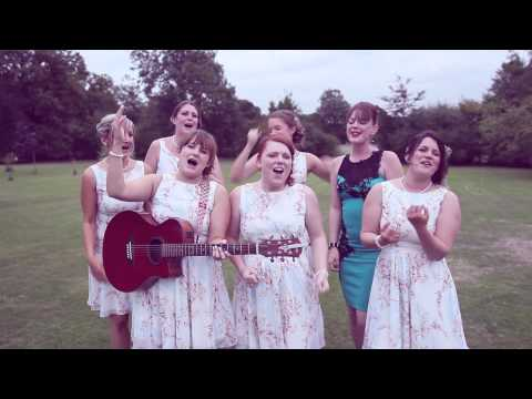 Chris and Verity's Music Wedding Video to Meat Loaf 'I'd Do Anything For Love'