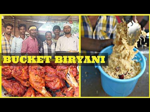 Bucket Biryani in Guntur | Chennai Thalapakatti Biryani, Fastest selling!! Must Watch