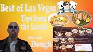 "Las Vegas Best Local Tips  ""Dough"""
