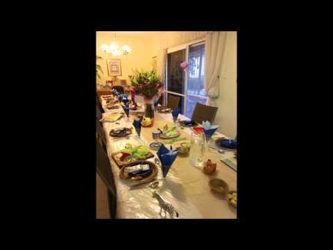Family Passover Seder - Joburg, 1993