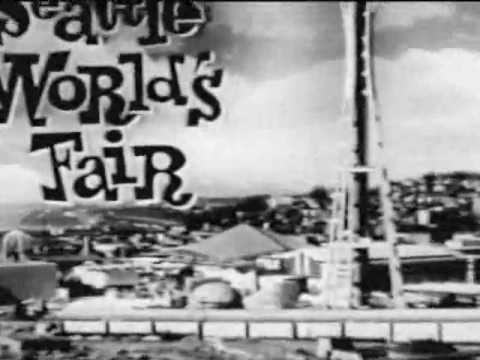 TV commercial promoting the Seattle World's Fair in 1962