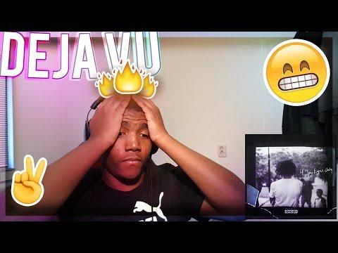 J Cole 4 Your Eyez Only Deja Vu First Reaction Youtube
