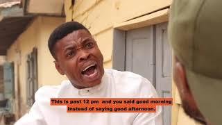 Download Ayo Ajewole Woli Agba Comedy - Daddy, the Collector - Woli Agba Skit