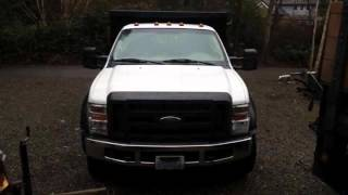 FOR SALE 2008 FORD F550 IN PORT ORCHARD WA 98367