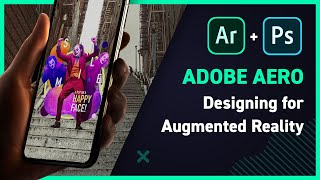 Designing an Augmented Reality scene in Adobe Aero