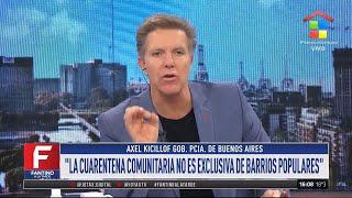 Cuarentena: polémicas declaraciones de Lorenzetti