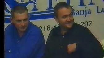 KK Borac Nektar vs KK Luhta Lahti - Saporta cup 2001 (4/4) 🔴🔵