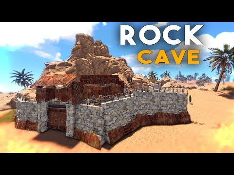 CLAN ONLINE RAIDING A RICH ROCK CAVE BASE | Rust thumbnail