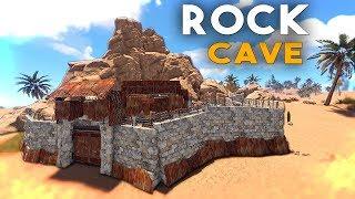 CLAN ONLINE RAIDING A RICH ROCK CAVE BASE | Rust