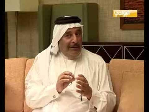 الشاعر سعد محمد الحسن ( في قناة بوادي ) الجزء الثالث