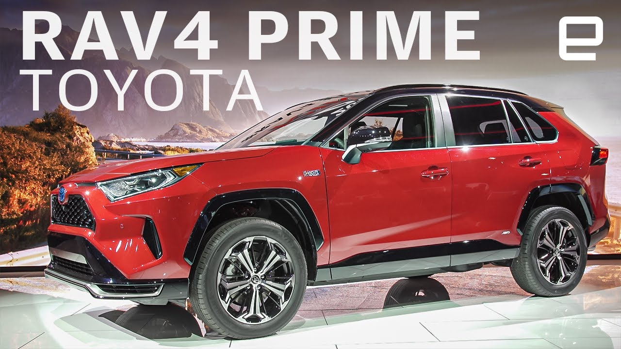 Toyota Rav4 Prime A Phev With Serious Power Youtube