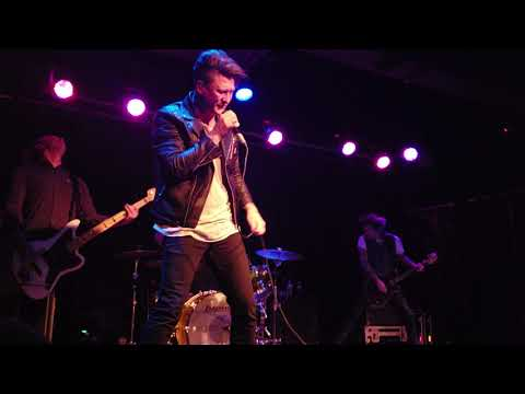 Anberlin - Never Take Friendship Personal live in Tampa, December 13, 2018