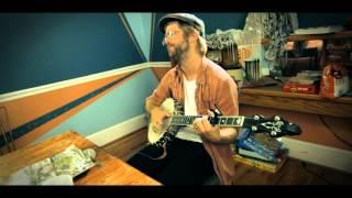 """Old Man Luedecke plays Leonard Cohen, """"Closing Time"""" on banjo // GemsOnVHS™"""
