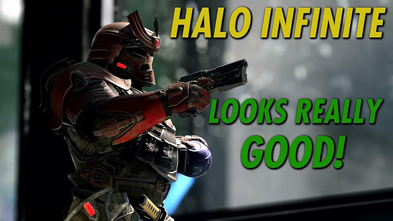 Halo Infinite Looks Really Promising! E3 2021 Response Video