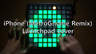 Repeat youtube video iPhone - MetroGnome Remix (Launchpad cover) + Project File
