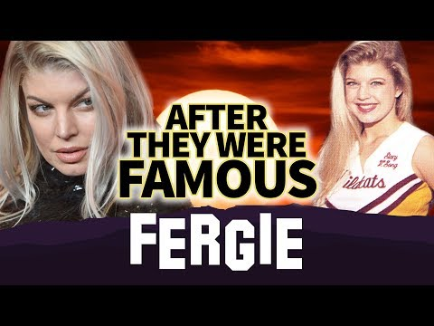 FERGIE | After They Were Famous | ALL STAR GAME 2018 National Anthem