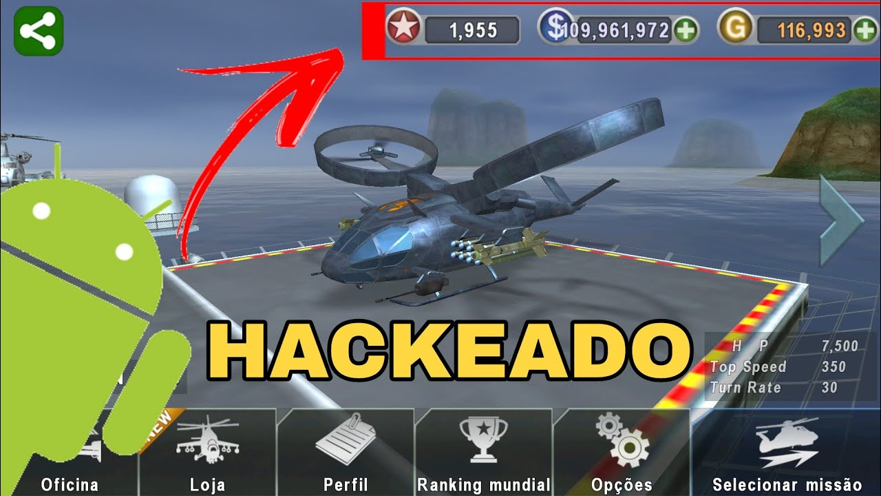 Download Gunship Battle Hack Atualizado 2018 Drago mp3