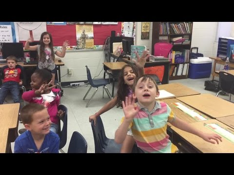 South Columbia Elementary School Career Day 2017