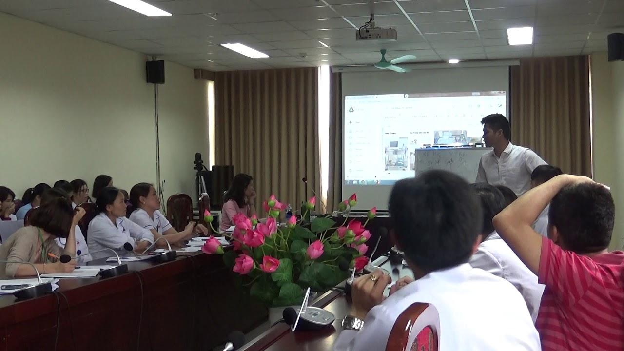 QLCL BVĐK Đức Giang | Tập huấn 5S trong y tế _ tại BVĐK Mê Linh, Hà Nội _ 05 | Lê Trọng Đại
