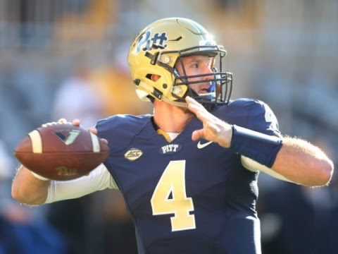 Nathan Peterman (Pitt QB) vs Georgia Tech 2015
