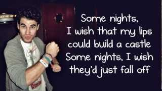 Baixar Glee - Some Nights (Read discription!) (Lyrics)