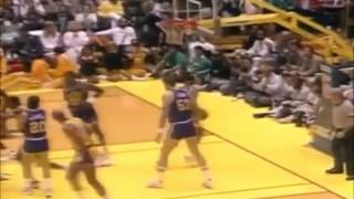 Magic Johnson *tribute* - Red Hot Chili Peppers - L.A. Lakers