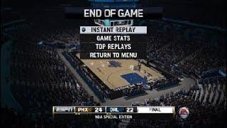 NBA LIVE 14 THROWBACK!
