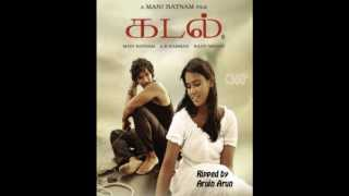 Best BGM from Kadal - Nenjukkule Accordion Background Score (HQ) by A.R. Rahman