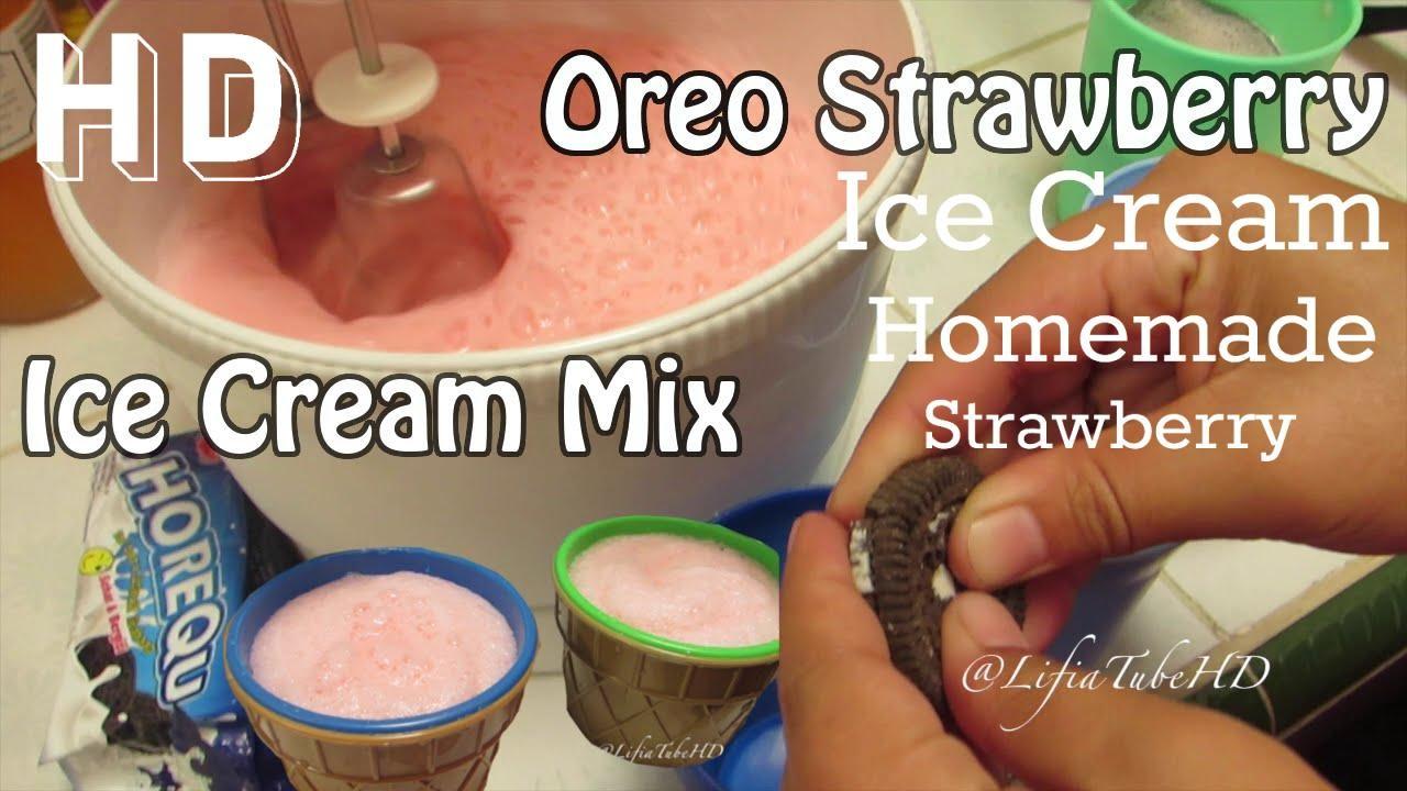 Cara Membuat Es Krim Sendiri Cheap Homemade Haan Ice Cream ...