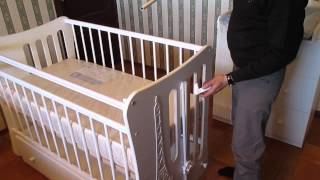 видео Балдахин на детскую кроватку