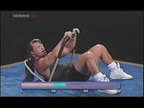 ABS Only  video de Tony Little